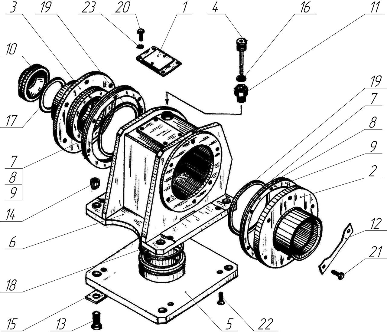 Роторная косилка ремонт своими руками 325